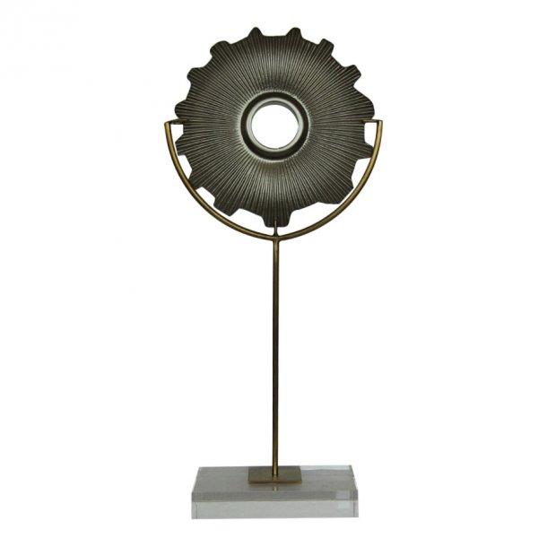 Spiral borddekoration